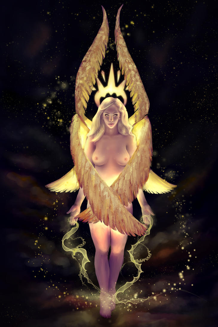 Seraphim by serenduke