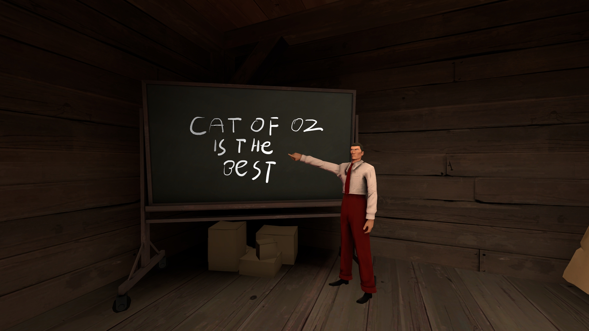 Cat Of Oz Is The Best by catofoz