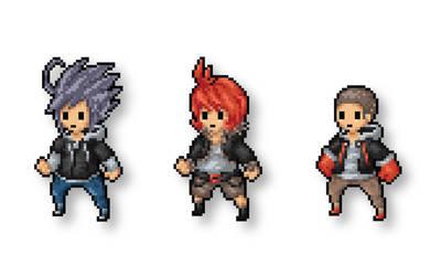 Vespa Characters