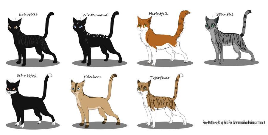 Warrior Cats Welche Katze Bin Ich Test Vinpearl Baidai Info