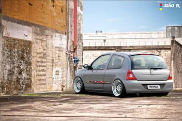 Renault Clio by JMV-Design