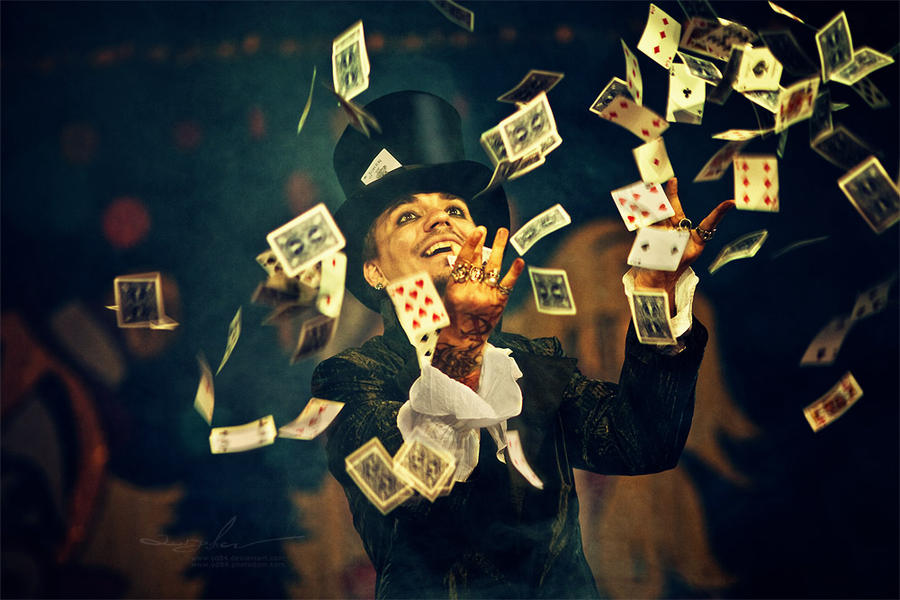 how to become an illusionist magician
