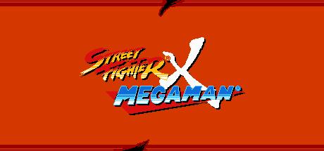 Street Fighter X Mega Man Steam Icon by i2eflux