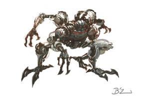 Robot_transform by BLACKBUBBLEZ