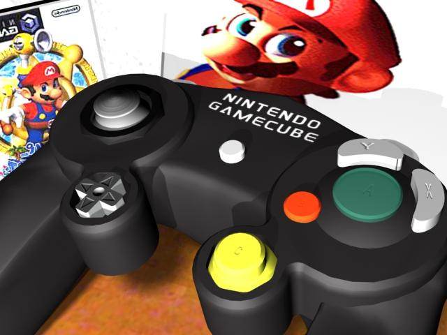 Gamecube Controller by RichGinter on DeviantArt