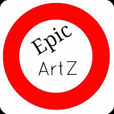 EpicArtzLogo by ZPK-Art