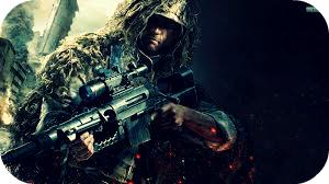 The Deadeye Sniper by ZPK-Art