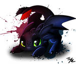 Sync Toothless