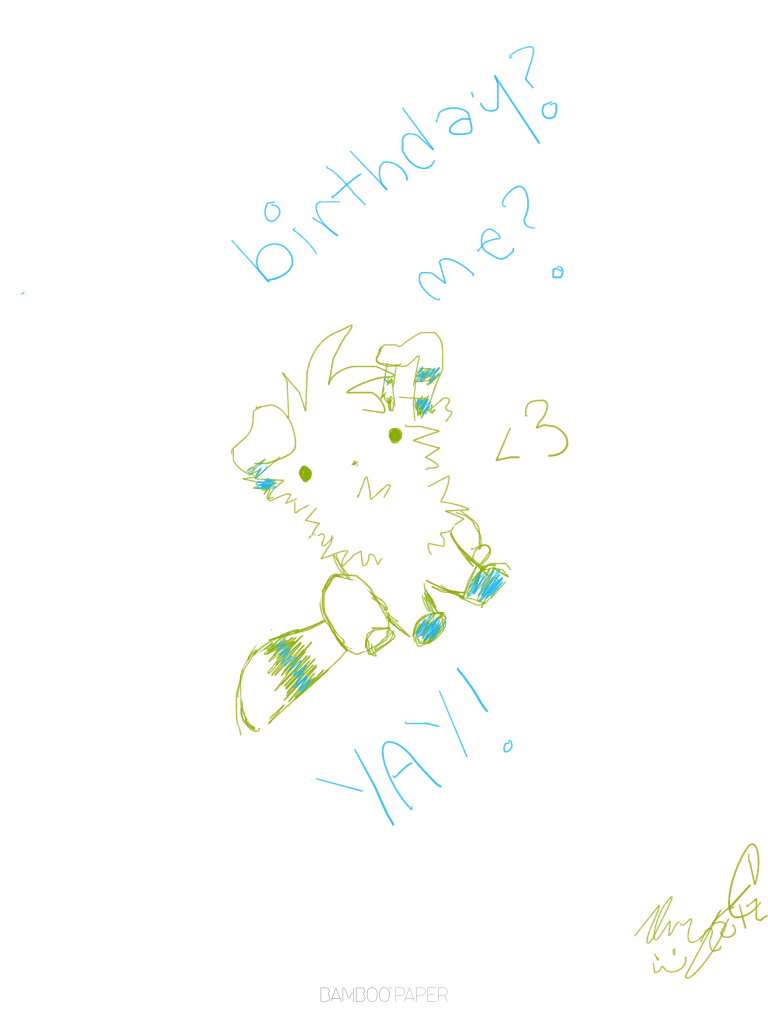 Birthdayy by MY-SUiCiDAL-STRETCH
