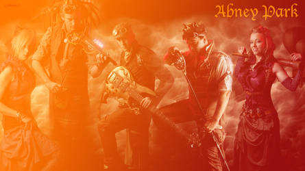Abney Park Wallpaper