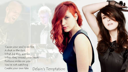 Delain's Temptation wallpaper