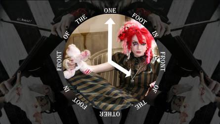 Emilie Autumn FLAG -One Foot- Wallpaper 3