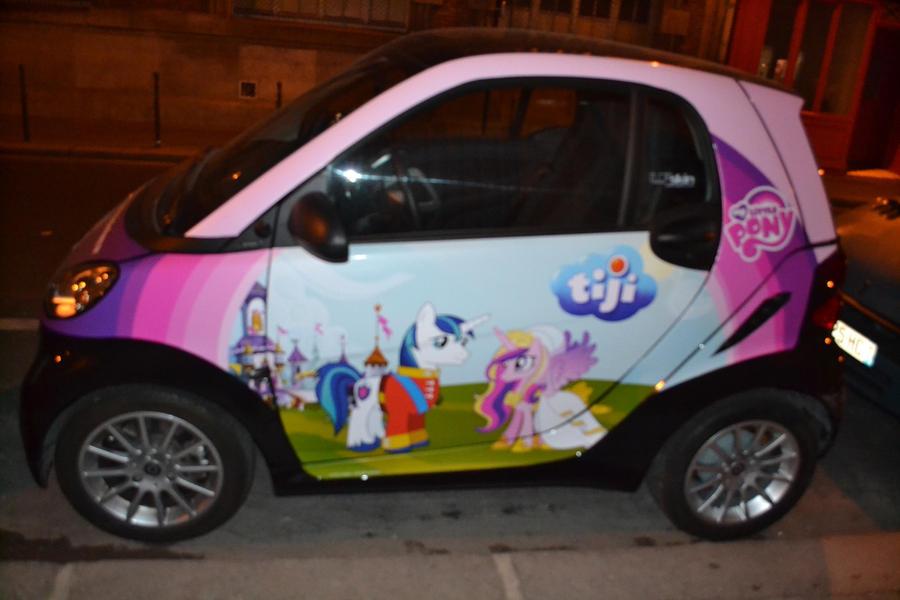 My Little Pony Car By Lazy Haruka On Deviantart