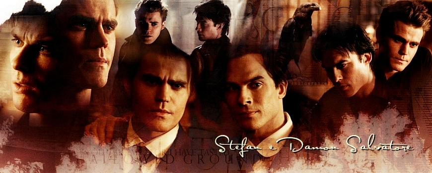 Stefan e Damon Salvatore The Vampire Diaries by ...