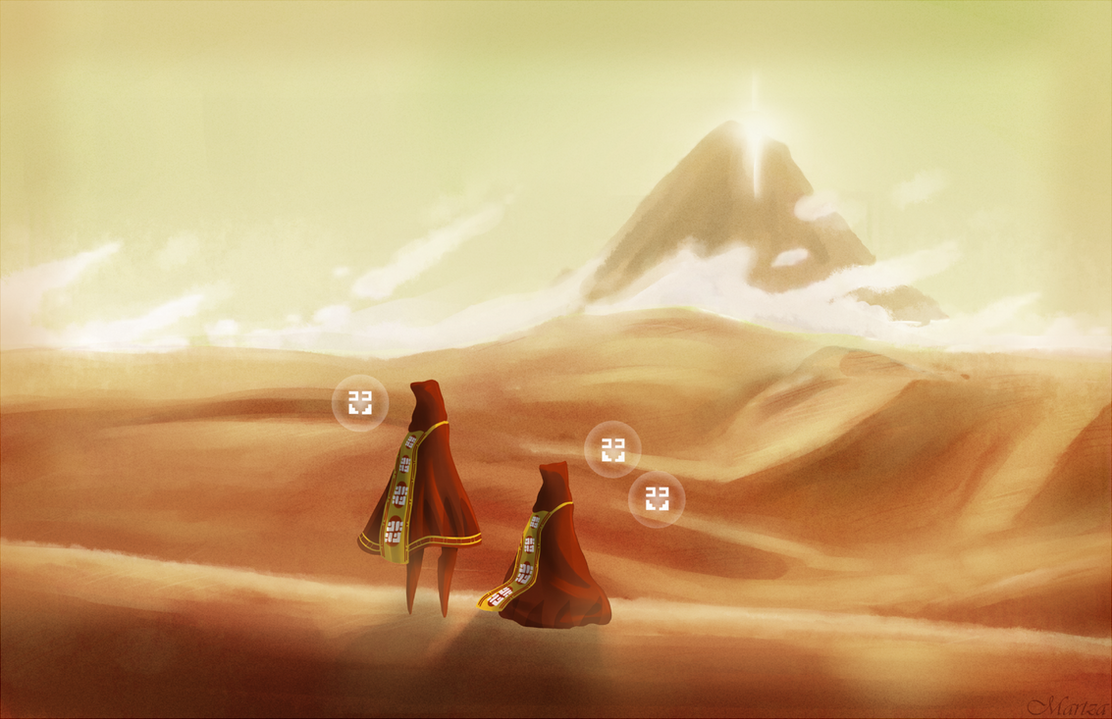 JOURNEY by Martza