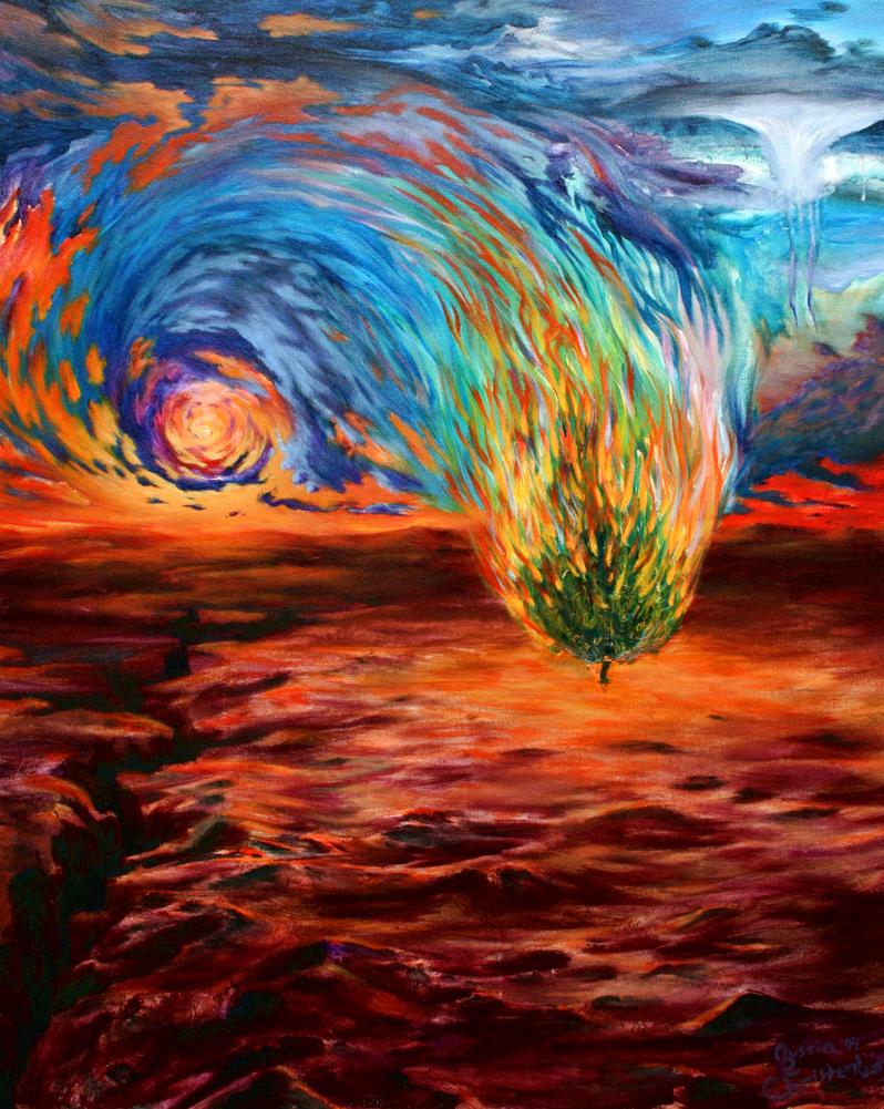 Burn by JustinChristenbery