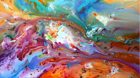 Dream Flow by JustinChristenbery