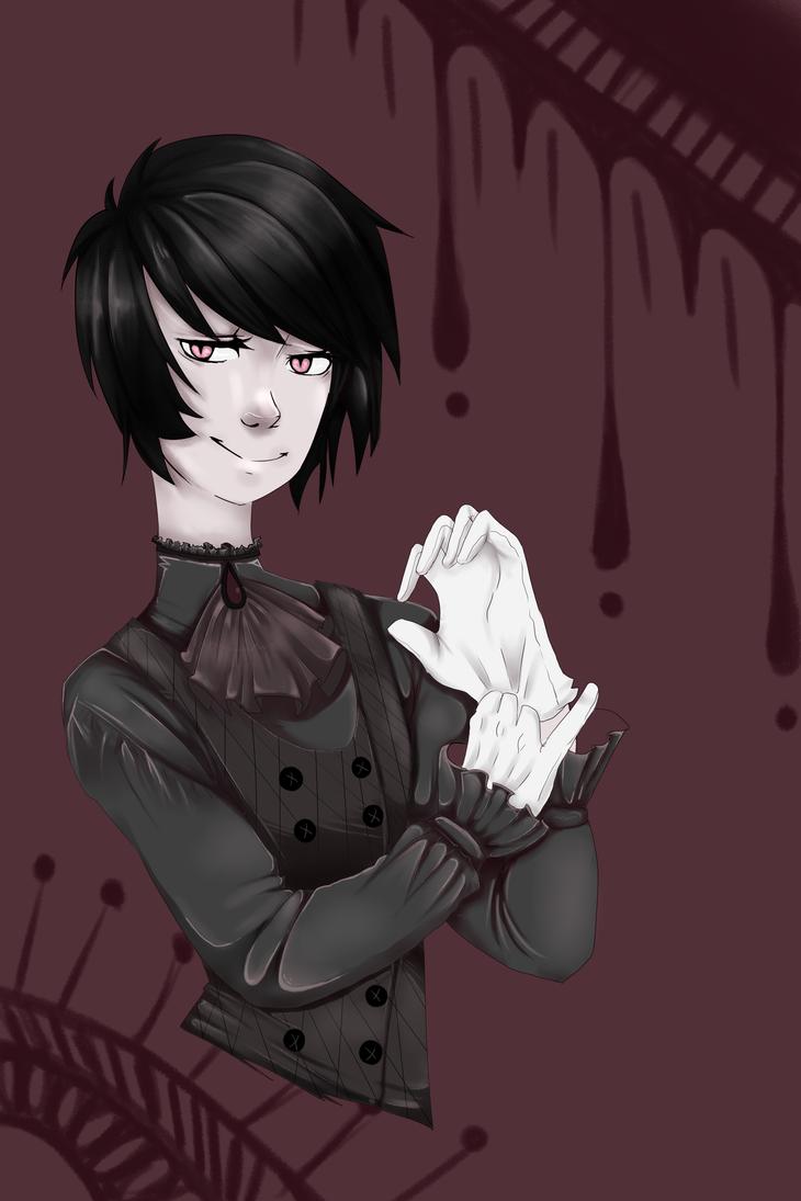 Vampire by RogueMills