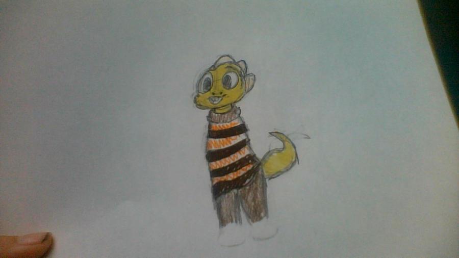 MK Doodle by Relaxonli