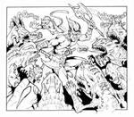 Diablo Lucha by ZeroCartoon
