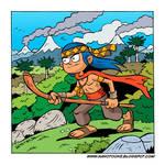 Mapuche Boy