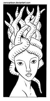 womanAR by ZeroCartoon