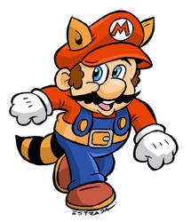 Mario72 by ZeroCartoon