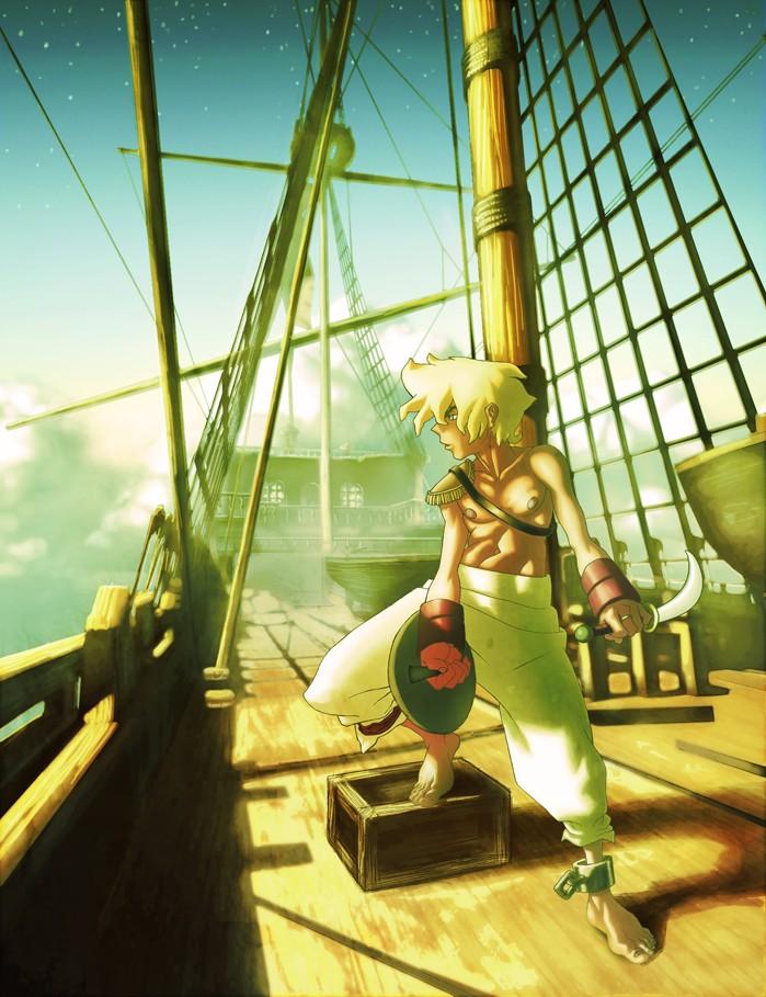 sky pirate by chkkll
