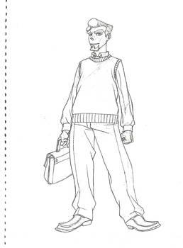 swipe concept sketch