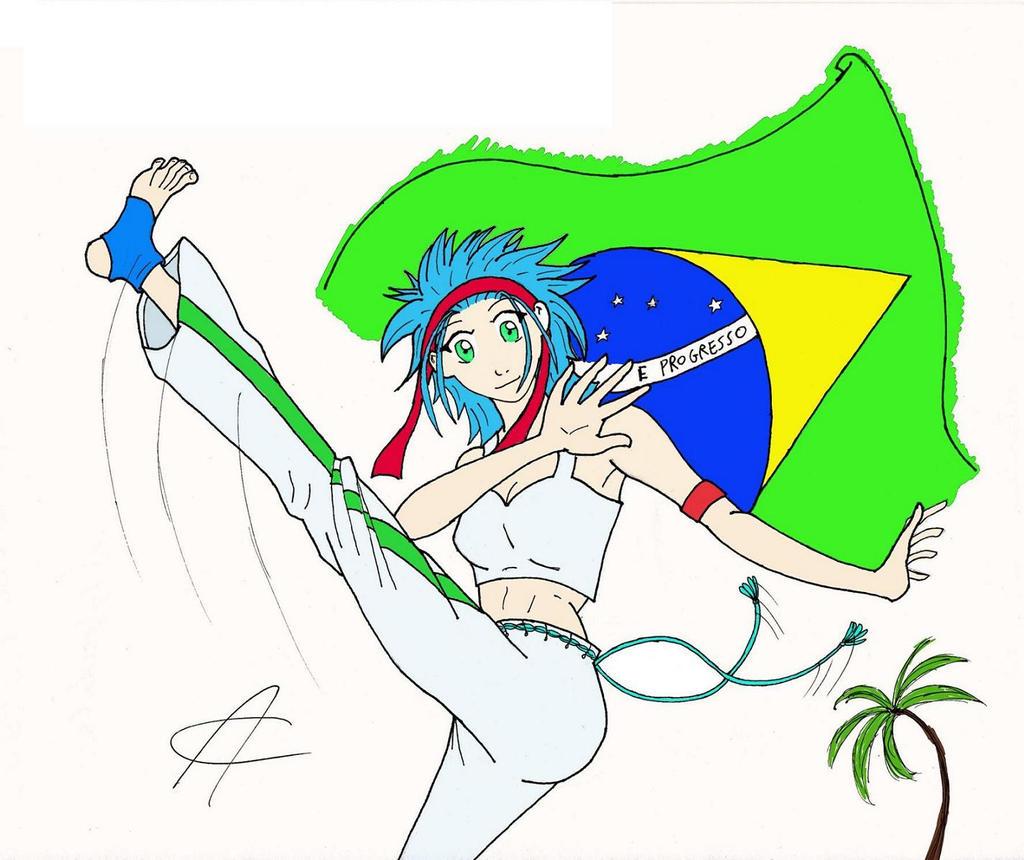 Capoeira Levi - Fairy Tail by TonyCocchi
