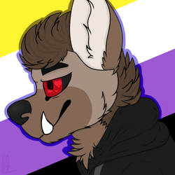 Knox - Pride icon by giraffeDJ