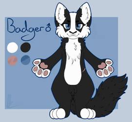 Badger by giraffeDJ