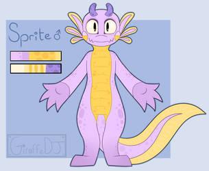 Sprite  by giraffeDJ