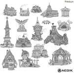 Sketches XIIII