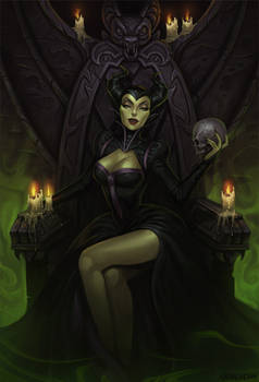 Explore Best Maleficent Art On Deviantart