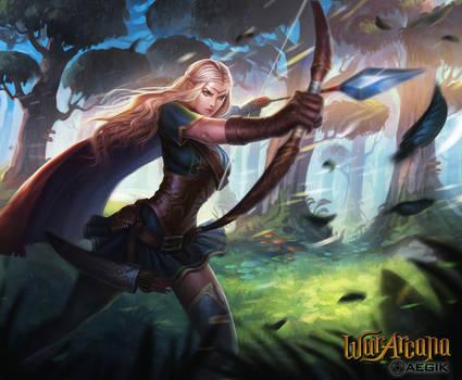 Female Elves Half Elves Eladrin On Fantasy Npc Deviantart