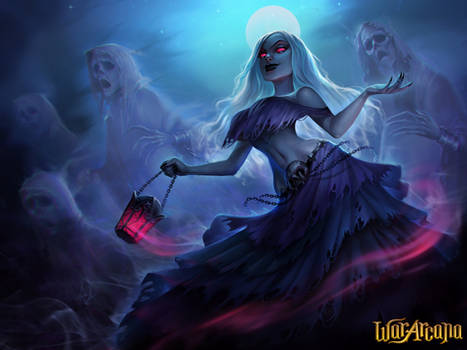 Undead Sorceress