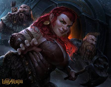 Dwarf Attack