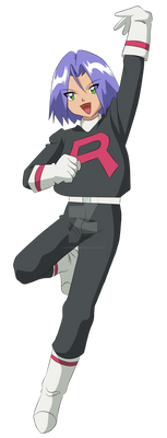 James (Other Team Rocket Uniform)