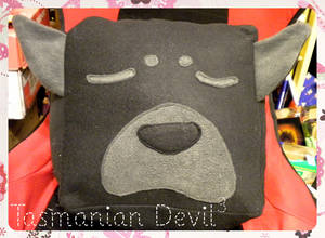 Tasmanian Devil Cubed