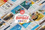 Flyer Design Bundle - 15 in One