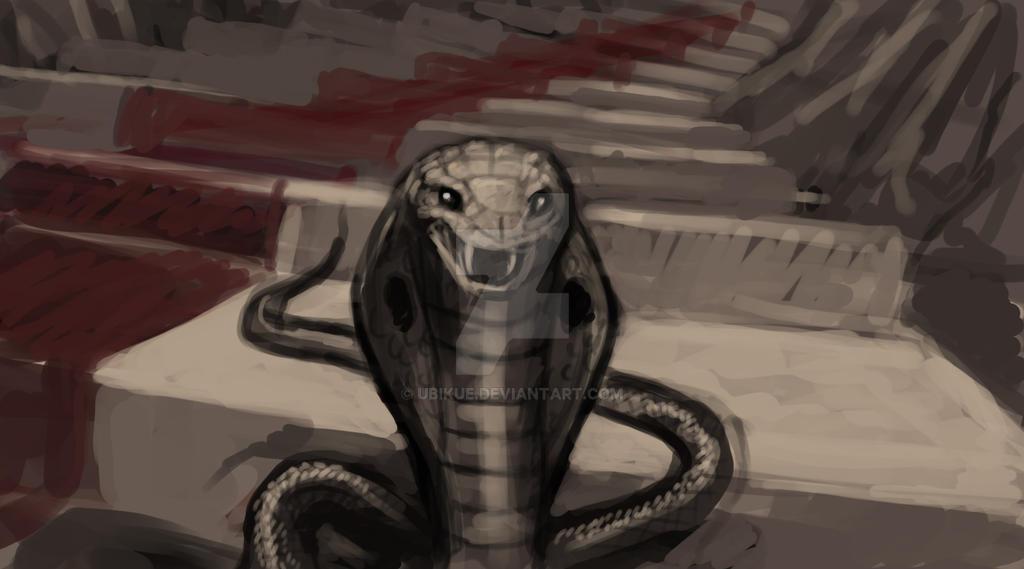 Serpiente by ubikue