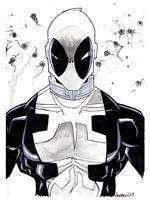 Deadpool by misfitcorner