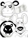 Cowman and Ratboy