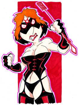Red Lantern Lois Griffin