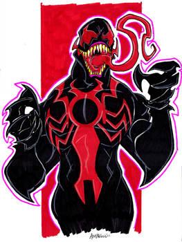 Red Lantern Venom
