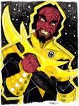 Yellow Lantern Worf