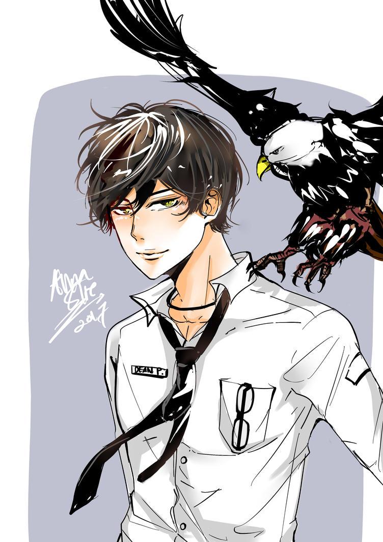 DEAN the cool boy by Desireqr49