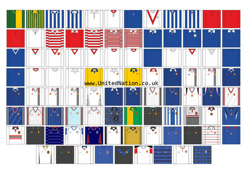 The history of the Manchester United away shirt
