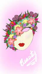 Beauty mask  by lortiz731